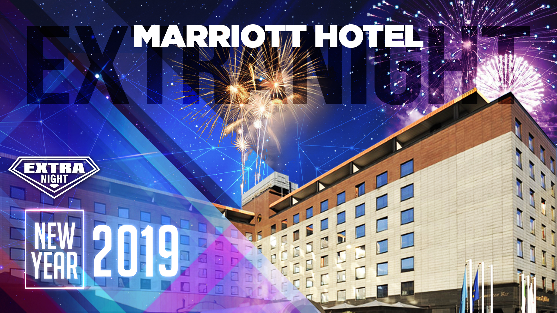 Capodanno Hotel Marriott